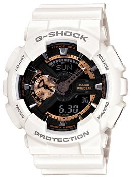 Casio Часы Casio GA-110RG-7A. Коллекция G-Shock