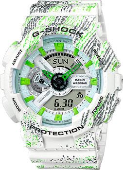 Casio Часы Casio GA-110TX-7A. Коллекция G-Shock casio g shock g classic ga 110mb 1a