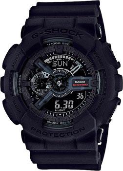 Casio Часы Casio GA-135A-1A. Коллекция G-Shock casio g shock ga 135a 1a