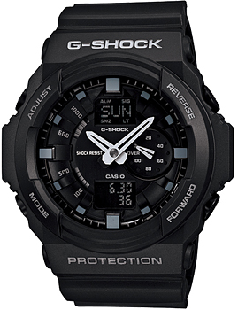Casio Часы Casio GA-150-1A. Коллекция G-Shock casio g shock ga 150 1a