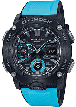 Часы Casio G-Shock GA-2000-1A2ER