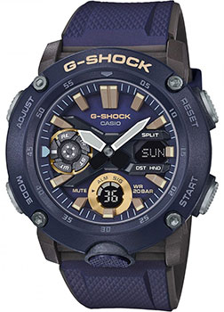 Часы Casio G-Shock GA-2000-2AER