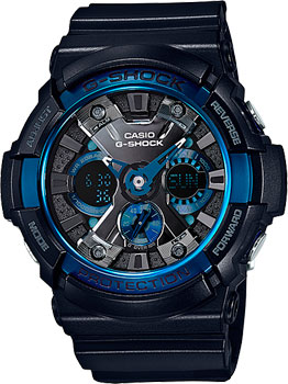 Casio Часы Casio GA-200CB-1A. Коллекция G-Shock все цены