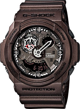 Casio Часы Casio GA-300A-5A. Коллекция G-Shock casio ca 506c 5a
