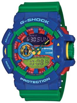 Casio Часы Casio GA-400-2A. Коллекция G-Shock casio часы casio gba 400 1a9 коллекция g shock