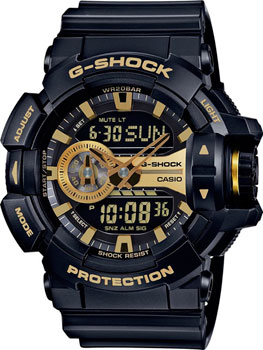 Casio Часы Casio GA-400GB-1A9. Коллекция G-Shock casio g shock ga 700se 1a9