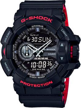 Casio Часы Casio GA-400HR-1A. Коллекция G-Shock casio g shock ga 400hr 1a