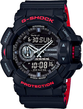 Casio Часы Casio GA-400HR-1A. Коллекция G-Shock цена