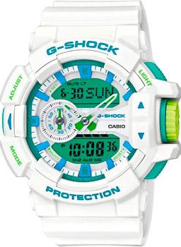 Casio Часы Casio GA-400WG-7A. Коллекция G-Shock