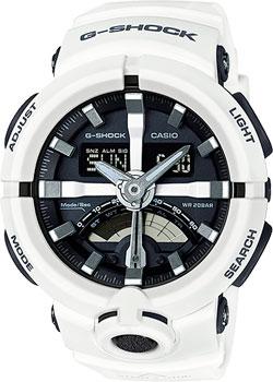 Casio Часы Casio GA-500-7A. Коллекция G-Shock