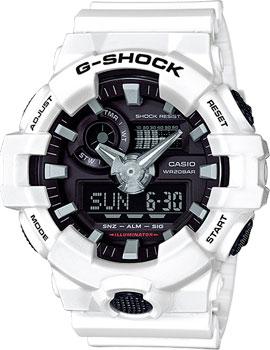 Casio Часы Casio GA-700-7A. Коллекция G-Shock