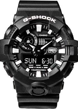 Casio Часы Casio GA-700EH-1A. Коллекция G-Shock кварцевые часы casio g shock ga 700eh 1a
