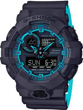 Casio Часы Casio GA-700SE-1A2. Коллекция G-Shock