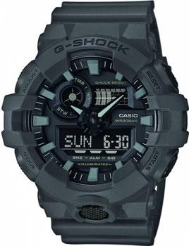 Casio Часы Casio GA-700UC-8A. Коллекция G-Shock casio g shock ga 700uc 8a
