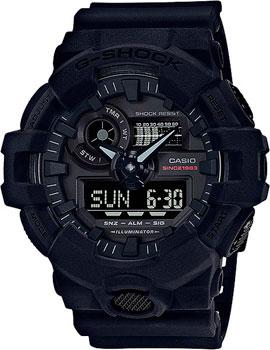 Casio Часы Casio GA-735A-1A. Коллекция G-Shock casio g shock g classic ga 110mb 1a