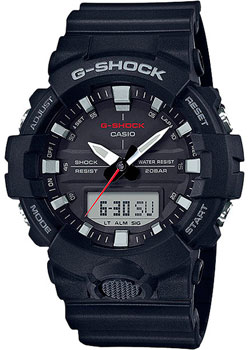 Casio Часы Casio GA-800-1A. Коллекция G-Shock casio g shock ga 800 1a