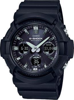 Casio Часы Casio GAW-100B-1A. Коллекция G-Shock casio g shock g classic ga 110mb 1a