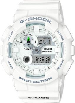 Casio Часы Casio GAX-100A-7A. Коллекция G-Shock цена и фото