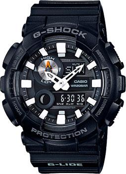Casio Часы Casio GAX-100B-1A. Коллекция G-Shock мужские часы casio gax 100b 1a