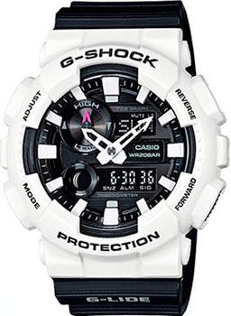 Casio Часы Casio GAX-100B-7A. Коллекция G-Shock