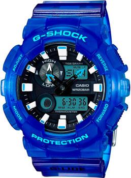 Casio Часы Casio GAX-100MSA-2A. Коллекция G-Shock casio часы casio gax 100ma 2a коллекция g shock