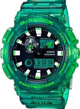 Casio Часы Casio GAX-100MSA-3A. Коллекция G-Shock все цены