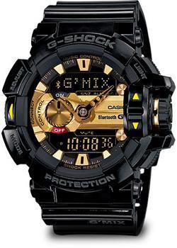 Casio Часы Casio GBA-400-1A9. Коллекция G-Shock мужские часы casio gba 400 1a9