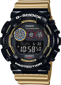 Фото - Casio Часы Casio GD-120CS-1E. Коллекция G-Shock casio gd x6900bw 1e