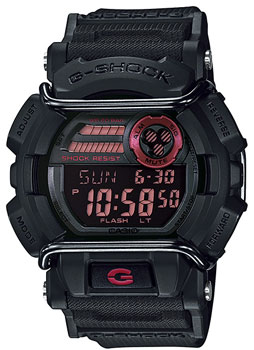 Фото - Casio Часы Casio GD-400-1E. Коллекция G-Shock casio gd x6900bw 1e