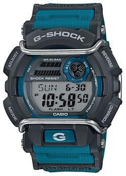 Casio Часы Casio GD-400-2E. Коллекция G-Shock casio g shock gn 1000b 1a