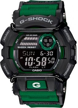 Casio Часы Casio GD-400-3D. Коллекция G-Shock casio gd 400 2e