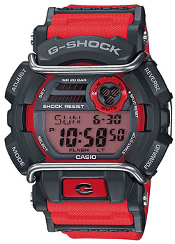 Casio Часы Casio GD-400-4E. Коллекция G-Shock casio g shock gn 1000b 1a