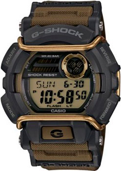 Casio Часы Casio GD-400-9D. Коллекция G-Shock casio gd 400 4