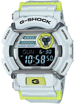 Casio Часы Casio GD-400DN-8E. Коллекция G-Shock casio bg 6900sg 8e casio