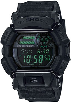 Casio Часы Casio GD-400MB-1E. Коллекция G-Shock