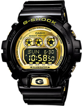 Casio Часы Casio GD-X6900FB-1E. Коллекция G-Shock casio prw 6000y 1e