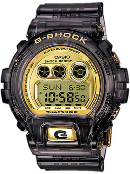 Casio Часы Casio GD-X6900FB-8E. Коллекция G-Shock