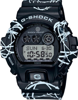 Casio Часы Casio GD-X6900FTR-1E. Коллекция G-Shock casio prw 6000y 1e