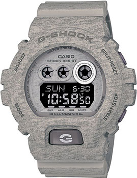 Casio Часы Casio GD-X6900HT-8E. Коллекция G-Shock casio g shock gd 120cm 8e
