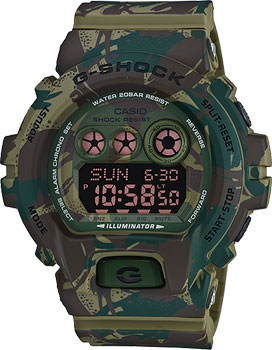 Casio Часы Casio GD-X6900MC-3E. Коллекция G-Shock casio casio gd x6900mc 5e