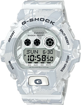 Casio Часы Casio GD-X6900MC-7E. Коллекция G-Shock цена