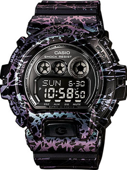 Casio Часы Casio GD-X6900PM-1E. Коллекция G-Shock casio prw 6000y 1e