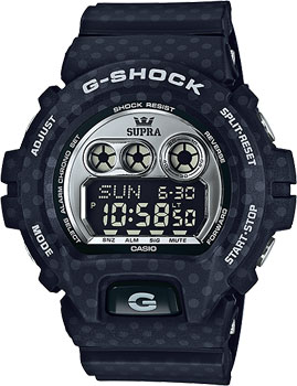 Casio Часы Casio GD-X6900SP-1E. Коллекция G-Shock casio часы casio gw 9400 1e коллекция g shock