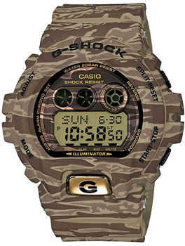 Casio Часы Casio GD-X6900TC-5E. Коллекция G-Shock часы casio gd 120cm 5e