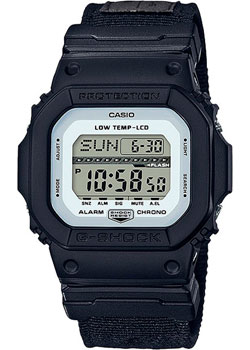 Casio Часы Casio GLS-5600CL-1E. Коллекция G-Shock casio prw 6000y 1e