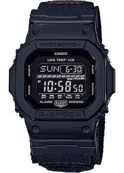 Casio Часы Casio GLS-5600WCL-1E. Коллекция G-Shock casio gls 6900 1e