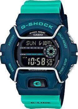 Casio Часы Casio GLS-6900-2A. Коллекция G-Shock casio gls 6900 1e
