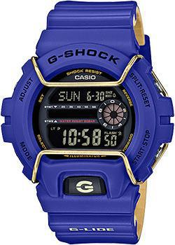 Casio Часы Casio GLS-6900-2E. Коллекция G-Shock  casio gls 6900 1e