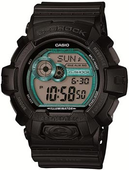 Casio Часы Casio GLS-8900-1E. Коллекция G-Shock casio g shock gls 6900 1e