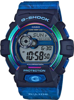 Casio Часы Casio GLS-8900AR-2E. Коллекция G-Shock casio tq 358 2e